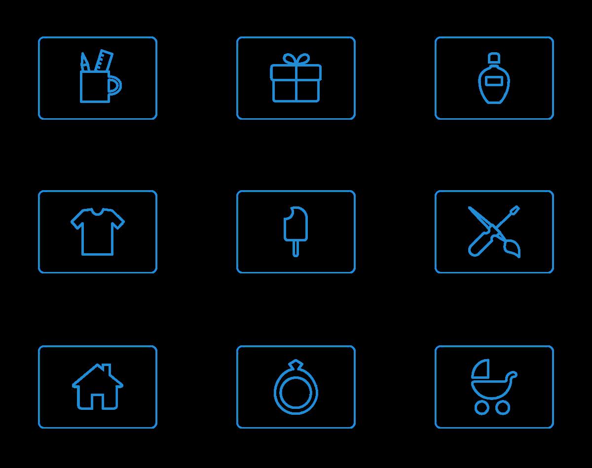 Branchen Icons